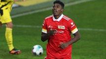 Union macht Awoniyi zum Rekordtransfer