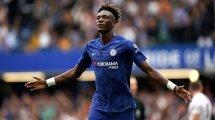Chelsea: Lampard entspannt bei Abraham