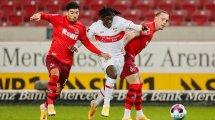 VfB: Saison für Coulibaly beendet