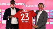 Drei Transfers fix: Bayern ist noch nicht fertig