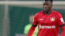 Tapsoba über seinen Start bei Bayer 04
