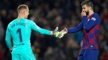 Barça: Riesen-Forderung von ter Stegen?