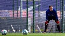 Vertragspoker mit Barça: Ter Stegen bezieht Stellung