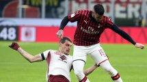 Keine Real-Rückkehr: Hernández will bei Milan bleiben
