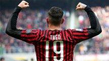 Milan: Theo Hernández baggert an Bruder Lucas