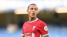 Liverpool braucht Geduld bei Thiago