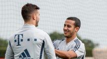 FC Bayern: Würfel bei Thiago & Havertz gefallen