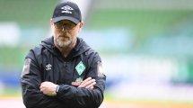 """Werder-Abschied: Schaaf """"total baff"""""""