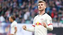 Leipzig: Nagelsmanns Abschiedsworte an Werner