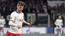 Barça-Stürmer: Werner als Plan B?