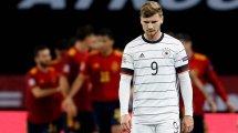 Spanien - Deutschland 6:0 | Dreimal die Sechs beim historischen DFB-Debakel