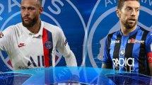 PSG vs. Atalanta: Die voraussichtlichen Aufstellungen