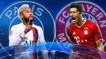 PSG vs. FC Bayern: Die voraussichtlichen Aufstellungen
