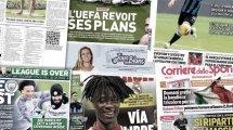 Inters Gegenoffensive bei Lautaro | United taktiert im Pogba-Poker