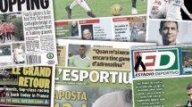 Tausch-Gerüchte um Neymar & Pogba | Zweifel an Pjanic