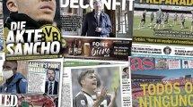 Corona-Angst bei United | Der Lautaro-Countdown beginnt