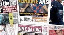 Messis Hauskauf macht Inter Hoffnungen | Sarri in Erklärungsnot