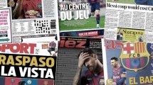Eine halbe Milliarde für Messi   McKennie goes to Italy