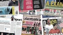 """Spanien erwartet Krisen-Clásico   """"Gigantisches Milan"""""""