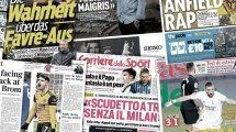 Messi vor Pelé-Rekord | Mourinho veralbert Klopp