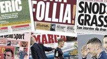 Wechsel-Fauxpas bei der Roma | Kein Weltstar-Trio bei PSG