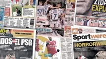 """PSG ärgert Barça   """"Zidane explodiert"""""""
