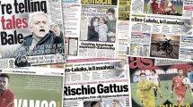 Geschichtenerzähler Bale und der Fluch des Ribéry