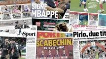 Real hofft auf Ronaldo | Buffons letzter Pott