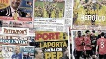 Spanien feiert das goldene U-Boot | Bricht Inter auseinander?