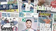 Italien beeindruckend | Top-Angebot für Ramos?