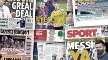 """""""Geldspritze"""" für La Liga   Lukaku spaltet Inter"""