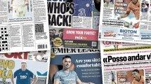 """Spaniens """"neue Galaxie""""   City lockt Spurs an den Tisch"""