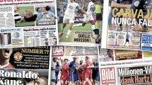 Arsenal gedemütigt   Juve im Schock