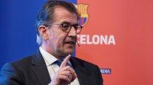 Präsidentschaftskandidat: Viertelmilliarde für Barça?