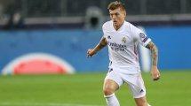 DFB: Kroos reist verletzt ab