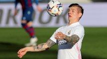 Real: Kroos ging von Ramos-Verbleib aus