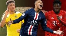 Die 20 wertvollsten Spieler der Welt