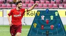 Die FT-Topelf des 30. Spieltags