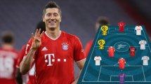 Die FT-Topelf des 3. Spieltags