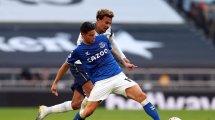 Verhandlungen laufen: Everton findet James-Abnehmer