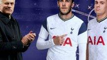 Tottenham: Mourinhos neue Top-Elf