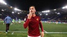 Totti: Real bot alles – mit einer Ausnahme