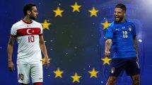 Türkei - Italien: So könnten sie spielen