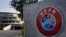 Neuer Spielkalender: UEFA debattiert demnächst