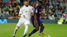Lyon träumt von Umtiti-Rückkehr