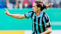 Medien: 96 schnappt sich Waldhof-Goalgetter
