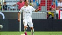 Real: Vázquez träumt von der MLS