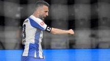 Hertha: Hängt Ibisevic noch ein Jahr dran?