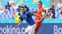 Italien mit perfekter Bilanz | Wales trotzdem weiter
