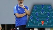 Schalkes Transferplan: Fünf für vier Positionen